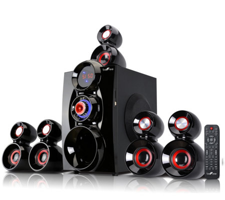 beFree BFS-600 5.1 Surround Sound Bluetooth Speaker System