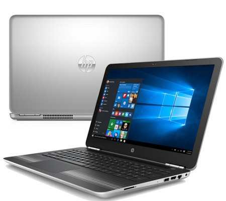 "HP Pavilion 15"" Laptop - AMD A12, 8GB RAM, 1TBHDD"