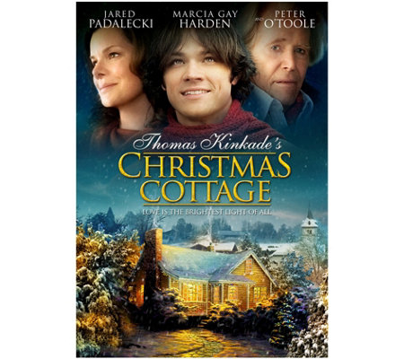 Thomas Kinkade's Christmas Cottage DVD