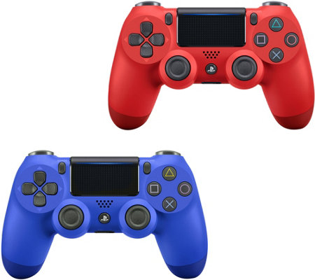 Sony PS4 DualShock 4 Controller Two-Pack
