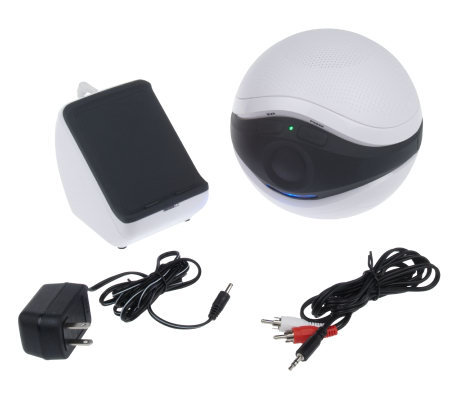 Wireless Waterproof Speaker System withTransmitter