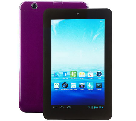 "Eviant 7"" 8GB WiFi Tablet with Google Play & Tech Support"