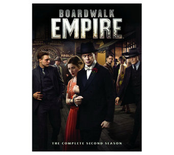 Boardwalk Empire Season 2 Five-Disc Set DVD - E263619