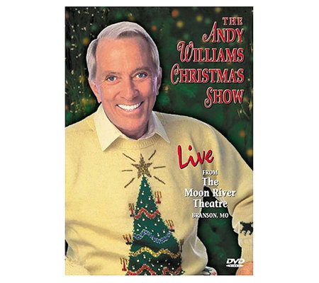 The Andy Williams Christmas Show DVD