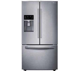 Samsung 23 Cu. Ft. Counter-Depth Refrigerator Stainless Steel - E279619