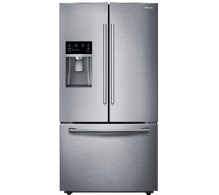 Samsung 23 Cu. Ft. Counter-Depth Refrigerator Stainless Steel