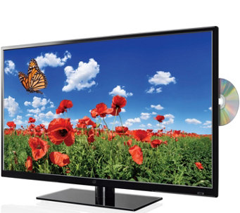 "GPX 32"" Class 1080p DLED HDTV with Built-in DVDPlayer & HDMI - E287619"