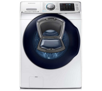 Samsung 7500 Series 5.0 Cubic Foot Front-Load Washer - E288819