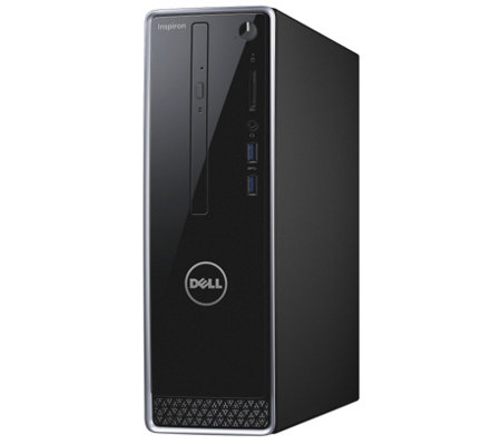Dell Inspiron Desktop - Intel Core i3, 4GB RAM,1TB HDD