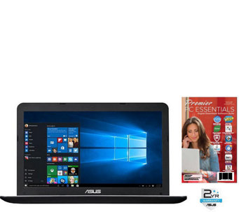 "ASUS 15.6"" Laptop - AMD A8 Quad Core, 8GB RAM,1TB HDD - E290519"