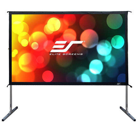 "Elite Screens 110"" Yard Master 2 Series OutdoorScreen"