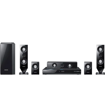 Samsung HTC6500/XAA 5.1 Ch 1000W Blu-ray Home Theater System