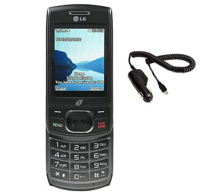 LG 620 Net10 911-Ready Handset Cell Phone