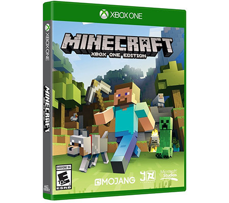 Minecraft Game - Xbox One