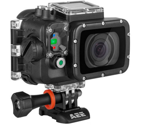 AEE S60 Plus MagiCam Action Camera - 1080p Video, 16MP, Wi-Fi