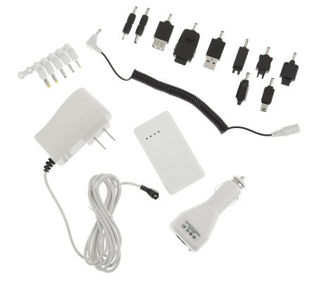15-in-1 Universal Battery Charger for Electronic Devices
