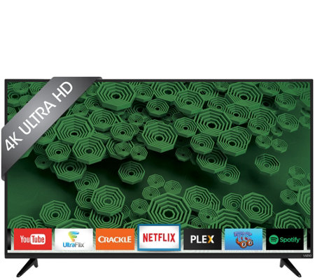 "VIZIO D-Series 50"" Class LED Ultra HDTV with HDMI Cable & 2 Year Warranty"