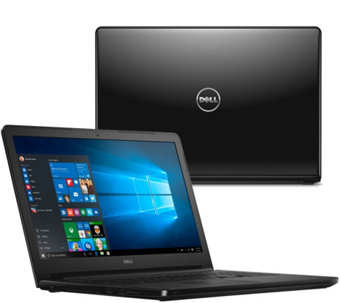 "Dell 15"" Laptop AMD Quad Core Windows 10,1TB HDD, Software, & Lifetime Tech - E229122"