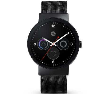 iMCO CoWatch Voice Assistant Smart Watch Health Tracker, Alexa Enabled
