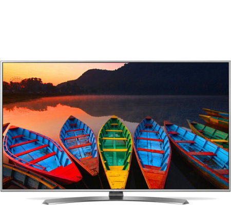 "LG 55"" Super UHD 4K HDR Smart TV with Dolby Vision"