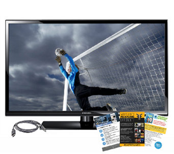 "Samsung 40"" Class LED 1080p HDTV with HDMI Cable - E287222"