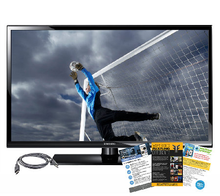 "Samsung 40"" Class LED 1080p HDTV with HDMI Cable"