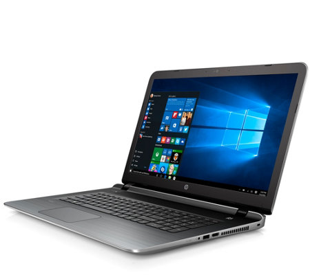 "HP Pavilion 17"" Laptop - Intel, 4GB, 1TB HDD with Software"