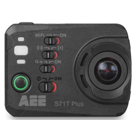 AEE S71T Pro Action Camera - 4K Ultra HD Video,16MP, Wi-Fi