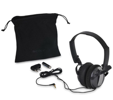 Sony MDR-NC7 Noise-Reduction Headphone