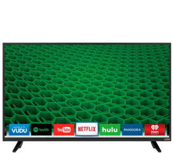 "VIZIO D-Series 39"" Class LED 720p Smart HDTV w/ HDMI Cable & 2 Year Warranty - E229123"