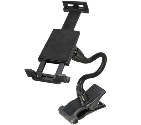 Bracketron PhabGrip Clamp Mount for Mobile Electronics