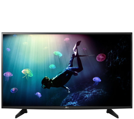 "LG 43"" Class Full HD Smart LED HDTV"