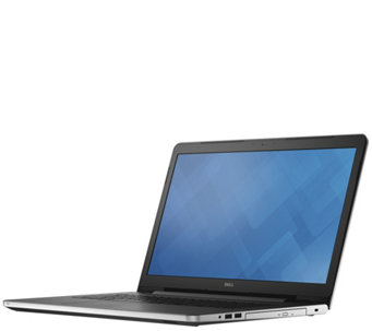 "Dell Inspiron 17"" Laptop - 16GB RAM, 2TB HDD, 1-Year MS Office - E289423"