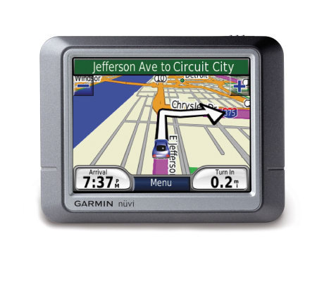 Garmin Nuvi 260 Portable GPS Navigation withText-to-Speech