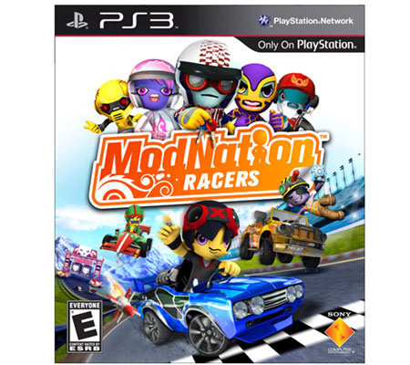 Mod Nation Racers - PS3
