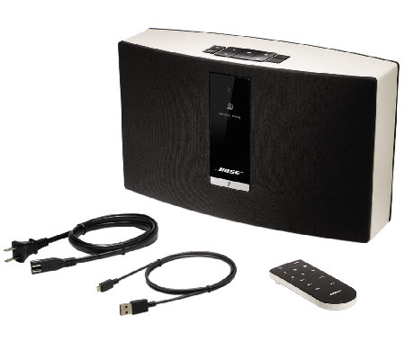 bose soundtouch 20 wi fi music system page 1. Black Bedroom Furniture Sets. Home Design Ideas