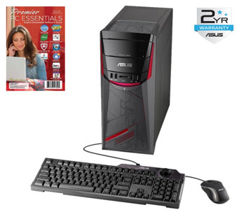 ASUS Gaming Desktop - Core i5, 8GB RAM, 1TB HDD, Nvidia GTX950 - E289624