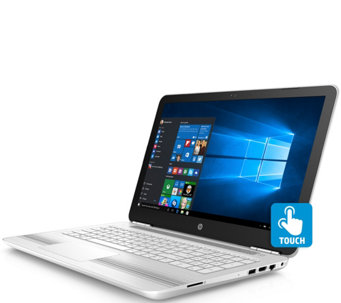 "HP Pavilion 15"" Touch Laptop - Core i5, 6GB RAM, 1TB HDD - E289924"