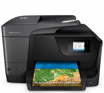 HP OfficeJet Pro 8710 Printer with Photo Inspiration Software - E290324