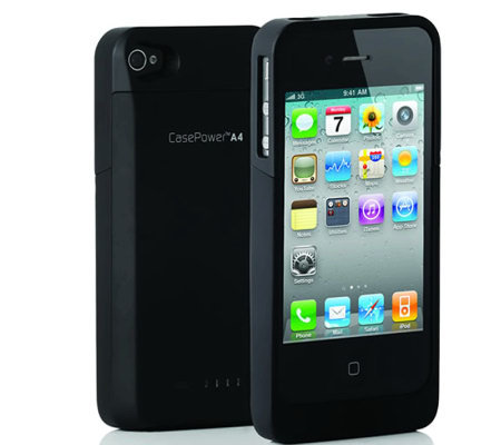 CasePower A4 for iPhone