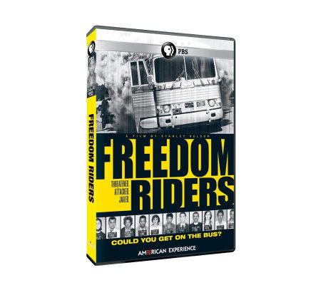 American Experience: Freedom Riders DVD