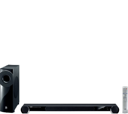 Yamaha Digital Sound Projector with Wireless Subwoofer