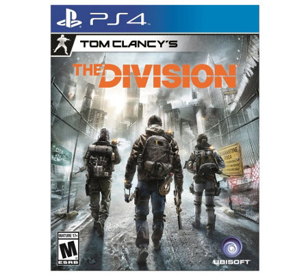 Tom Clancy's The Division Game - PS4