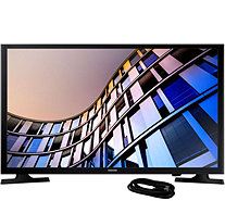 "Samsung 32"" Class 720p LED HDTV and HDMI Cable - E291525"
