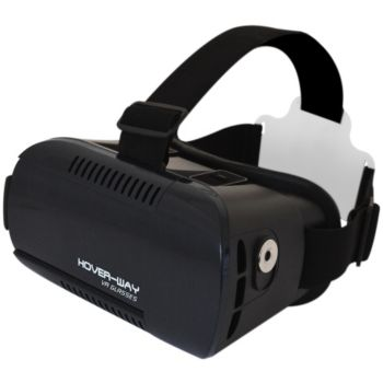 Hover-Way Virtual Reality Glasses for Smartphone Devices