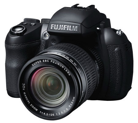 Fujifilm FinePix 16MP, 30X Optical Zoom DigitalCamera Kit