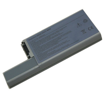 Denaq Replacement Battery for Dell Latitude Laptops - E289526
