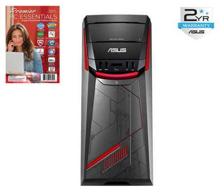 ASUS Gaming Desktop Core i7, 16GB RAM, 1TB HDDNvidia GTX970