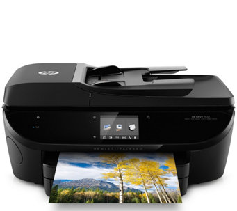 HP ENVY 7640 Printer with Photo Inspiration Software - E290326