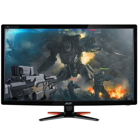 "Acer 24"" Full HD 3D Gaming Monitor"